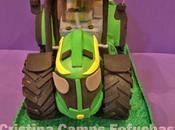 Tractor goma