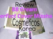 Review Perfect Cover Cream SPF42 PA+++ Cosméticos Korea