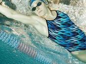 nadadores...