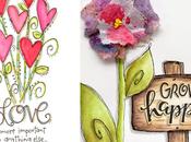 Good Monday! inspirador trabajo Lori Vliegen Elvie Studio
