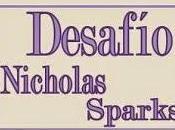 Reto Desafío Nicholas Sparks