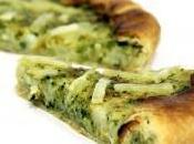 Quiche vegana brócoli coliflor