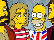 Simpsons estrecha relación música