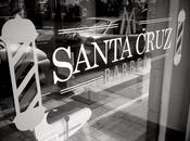 Sesión afeitado navaja Santa Cruz Barber