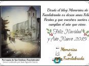 Mensaje navideño administrador Memorias Fuenlabrada 2014
