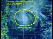 "tormenta tropical ""Mekkhala"" forma Pacífico oeste hacia Filipinas"