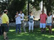 Villa Grimaldi, recorrido compartiendo memoria
