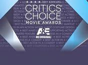 Critics' Choice Awards 2014: lista ganadores