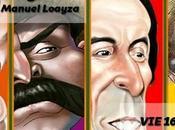 Caricatuyas Muestra Manuel Loayza Inicia #CholoBar