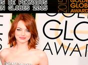 Estilos Peinados Golden Globes 2015