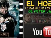 "Vídeo-crítica Hobbit: batalla cinco ejércitos"", Peter Jackson"