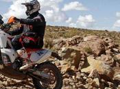 Toby Price quedó anteúltima etapa Dakar motos