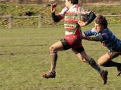 Crónicas, resultados fotos jornada rugby enero 2015