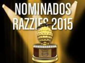 Listado nominados Premios Razzie 2015