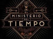 trae primera promo Ministerio Tiempo'.