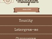 Sube fotos Instagram, desde Mac.