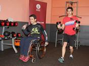 """Curso: """"Fitness atención discapacidad movilidad reducida"""""""