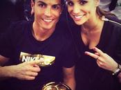 Desmienten relación entre Cristiano Ronaldo Lucía Villalón