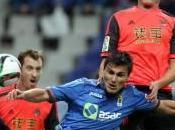 real Sociedad pierde oportunidad empatando contra Oviedo