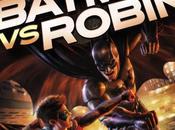 Teaser nueva película animada Batman Robin