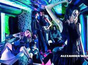 Alexander Wang sube Party para nueva campaña