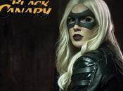 "Katie Cassidy ejerce ""Black Canary"" nuevas promos serie"