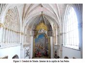Fundación Capilla Pedro Catedral Toledo