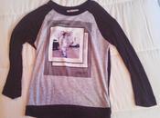 Camiseta manga larga Zara!! rebajas
