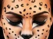 Maquillaje Carnaval para mamis bebés