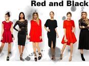 Vestidos para Valentín. Apuesta Rojo Negro