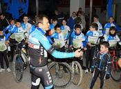 Escuela Ciclismo Plaza Éboli duplica 2015 cantera Fundación Alberto Contador