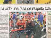 prueba kilómetros silla ruedas recorrió solo DISA Gran Canaria Maratón
