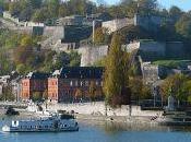 Impresionante fortaleza Namur española*