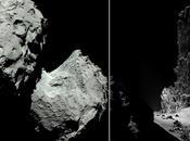 Rosetta revela secretos 67P/Churyumov-Gerasimenko