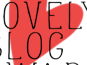 PREMIOS: Lovely Blog Award