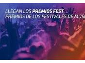 Todos finalistas primera edición Premios Fest