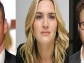 Michael Fassbender, Kate Winslet Seth Rogen protagonistas biopic Steve Jobs