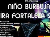 NIÑO BURBUJA: Gira Fortaleza 2015