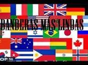 Estas banderas bonitas mundo?