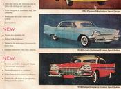Chrysler modelos 1958
