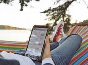 #WorkHappy pudieras trabajar cualquier lugar, ¿dónde irías?