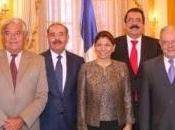 presidentes reconocen gobierno Danilo Medina.