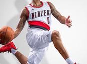 Damian Lillard marginado Star Game 2015.