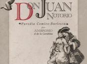 Juan Notorio, parodia licencia sátiro español