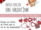 ¡¡Sorteo Valentín!!