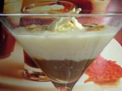 Arroz leche chocolate blanco, paté canela