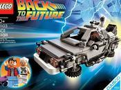 Concurso Lego Regreso Futuro nuestro tercer aniversario