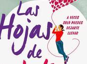 """Reseña """"Las hojas Julia"""" María Jeunet"""