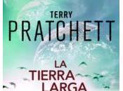 tierra larga, Terry Pratchett Stephen Baxter