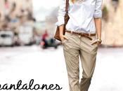#Divitips ¿Cómo llevar pantalones beige verano?